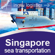 Singapore Sea Transportation