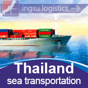 Thailand Sea Transportation