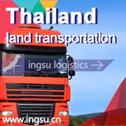 Thailand Land Transportation