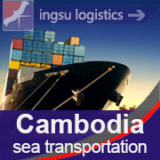 Cambodia Sea Transportation